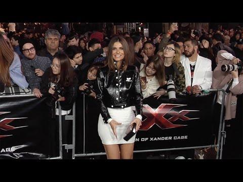 """Maria Menounos """"xXx: Return of Xander Cage"""" Los Angeles Premiere"""