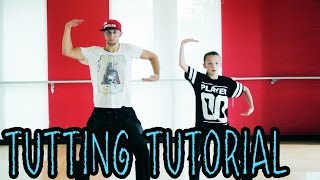 TUTTING Tutorial | @MattSteffanina ft Taylor Hatala | Ariana Grande - Break Free