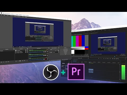 How to make OBS Studio Footage COMPATIBLE with Premiere Pro
