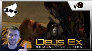 Deus Ex: Human Revolution - прохождение, обзор Часть 8
