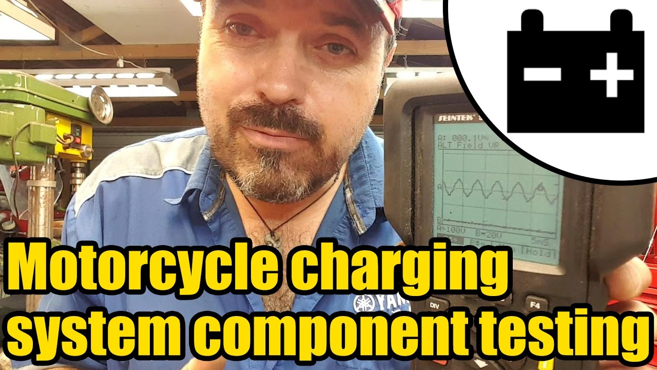 small resolution of suzuki gn250 charging system component testing 1425