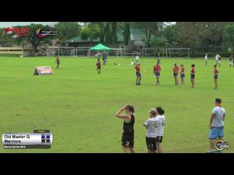 Old Master Q vs Warriors LIVESTREAM | Manila Spirits 2016