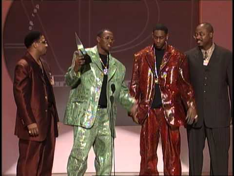 Master P wins Favorite Rap/Hip Hop Artist Award -  AMAs 1999