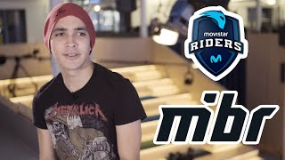 MIBR - PC and InGame Settings (part 1)
