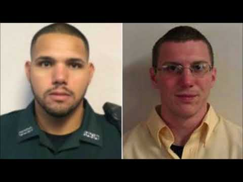 Florida Sheriff Blames Hate Of Law Enforcement For Ambush Killing Of Two Deputies