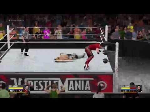 WWE Vs