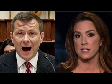 SARAH CARTER DIGS THROUGH STRZOK'S EMAILS FINDS MOST DAMNING EVIDENCE YET!