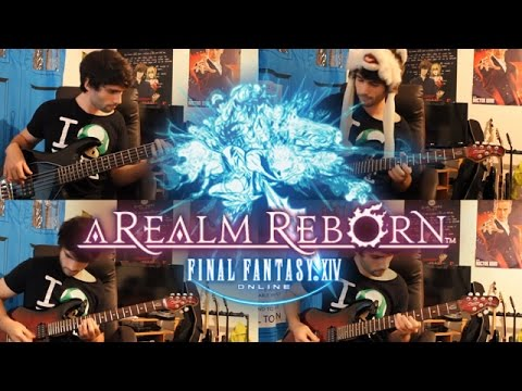 Final Fantasy 14 goes Rock - Knights of the Round