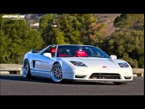 2005 Acura NSX-T Start Up, Exhaust, and In Depth Review - YouTube