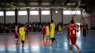 Liselerarası Basketbol Final Maçı