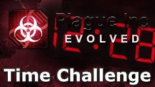 Plague Inc: Custom Scenarios - Time Challenge
