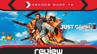 Обзор Just Cause 3 Review