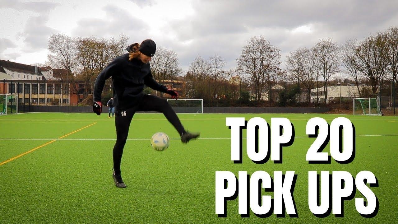 20 BEST Pick Up Tricks! - YouTube