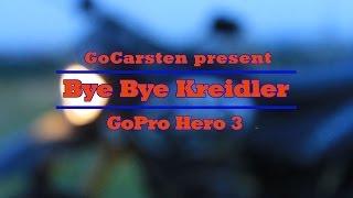 Bye Bye Kreidler Supermoto 125 DD | GoPro Hero 3 | Berlin/ Grunewald