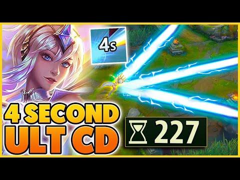 70% CDR IN SEASON 11 BREAKS LUX (NEW ABILITY HASTE) - BunnyFuFuu | League of Legends