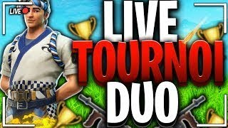 TOURNOI DUO CODE smk10minec 10 - A WIN LIVE FORTNITE EN