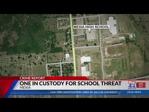 Mexia High School threatened, increased police presence
