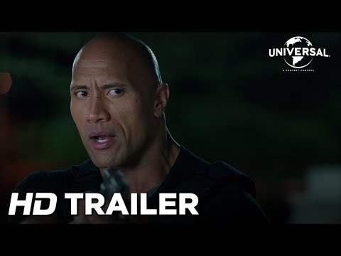 Central Intelligence (2016) Trailer 2 (Universal Pictures)