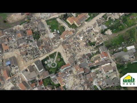 Case antisismiche Wolf Haus - sicurezza sismica certificata!