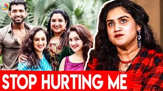 Real Hero Not Cheat | Vanitha's emotional request to Arun Vijay | Bigg Boss 3 Tamil