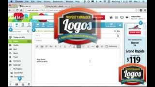 How To Add a Logo to an AOL Email Signature