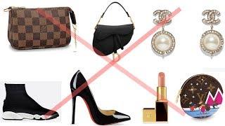 5 Luxury Items I Don