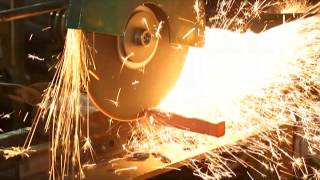 Видео о ЗЗОСС (Златоустовский завод оружейных специализированных сталей).
