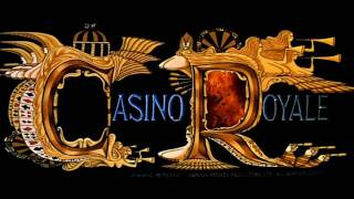 Watch Burt Bacharach Casino Royale video