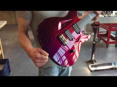Aristides 060 Purple/Red Chameleon Gloss