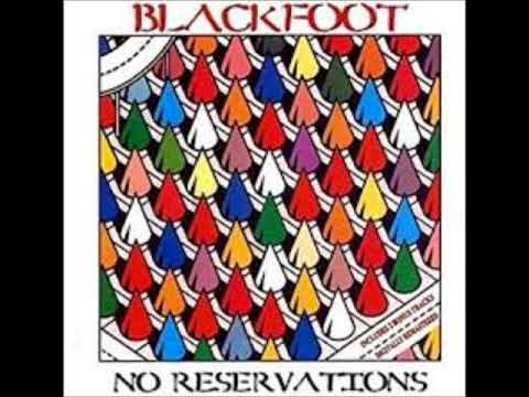 Blackfoot   Take A Train with Lyrics in Description