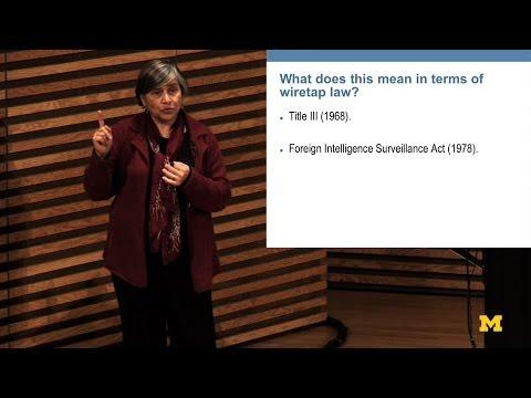 Susan Landau | Does Wiretapping Make US More Secure?
