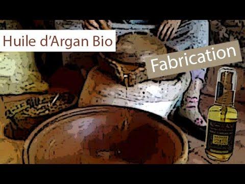 Fabrication de l'huile d'Argan thumbnail