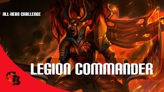 Dota 2: The All-Hero Challenge - 7 - Legion Commander (Gallery of Triumphs)