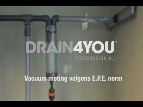 Badkamer Design Drain4you : Jered design e p e norm test youtube