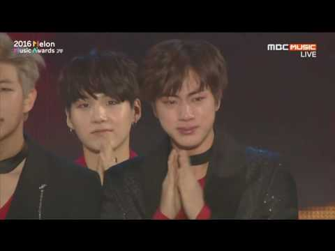 [ENG] 161119 MMA - BTS First Daesang - Best Album of the Year