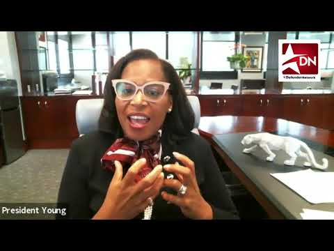Defender Exclusive: Texas Southern President Dr. Lesia Crumpton-Young's top priorities for TSU; 8/21