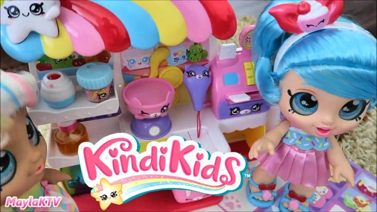 Kindi Kids Kitty Petkin Supermarket