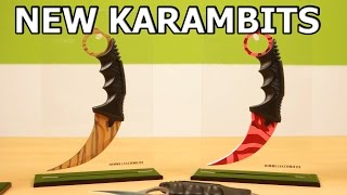 NEW KARAMBITS - Karambit Slaughter, Crimson Web,... - Real Life - deutsch