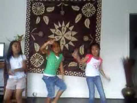 Teenage Love affair --Tonga girls in Hawaii
