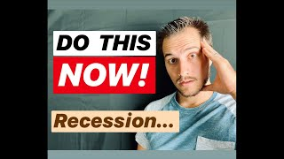 How To Prepare For The Recession! August 2019