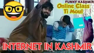 4G Internet And Kashmiri    Funny kashmiri video  Funny Kashmir