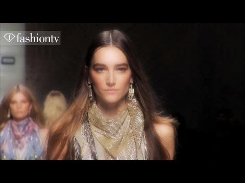 Josephine Le Tutour & Sasha Luss- Top Models During S/S 2014 Milan Fashion Week | FashionTV