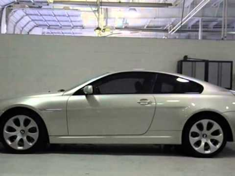 2005 bmw 6 series 645ci 2 door coupe bartlett tennessee. Black Bedroom Furniture Sets. Home Design Ideas