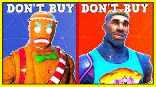 EVERY EPIC SKIN (Buy Or Don't Buy?) | Fortnite Battle Royale!
