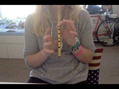 Learn Shoe the Donkey Mazurka on the Tin Whistle