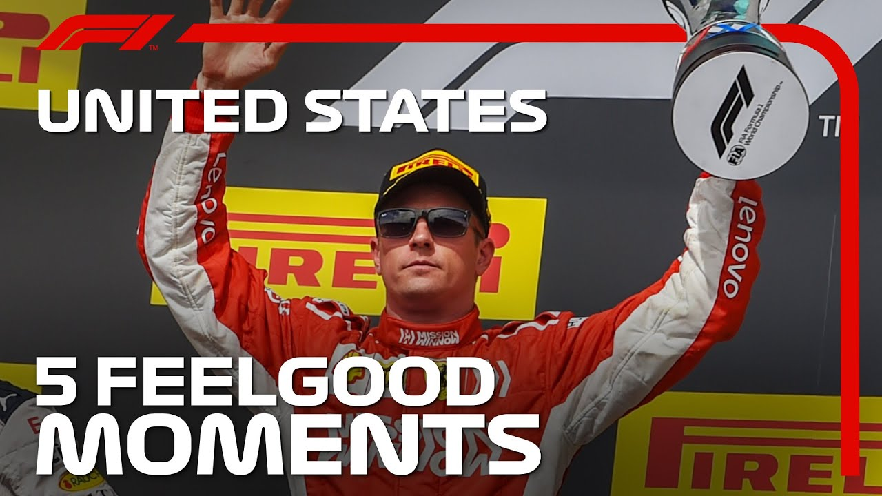 5 Feel Good Moments In Austin | United States Grand Prix