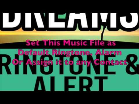 Van Halen - DREAMS Ringtone and Alert