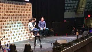 Daredevil: Ace Comic Con Panel Featuring Charlie Cox and Elodie Yung