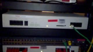 Avaya 406 without VCM module installed