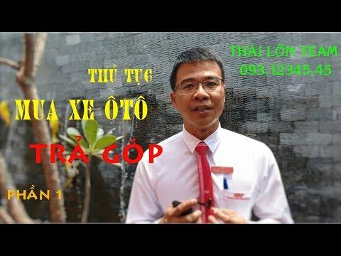 Thủ Tục MUA XE Ô TÔ TRẢ GÓP (P 1) | Chuỗi Video Mua Xe Trả Góp